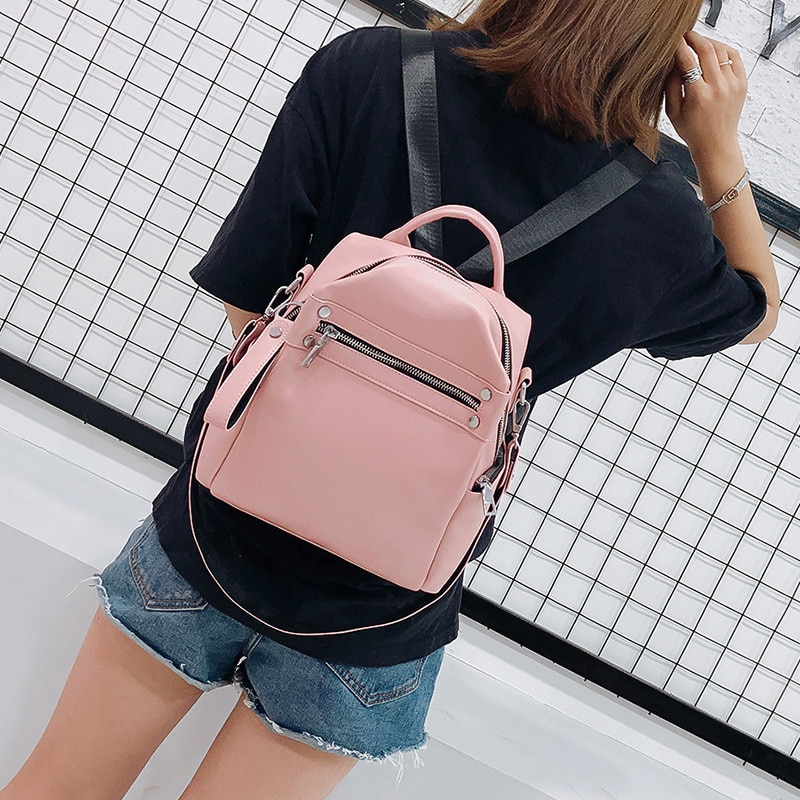 backpack pu briefcase bag pillowcase lady bag pu handbag backpack lady handbag messenger bag lady bag backpack school