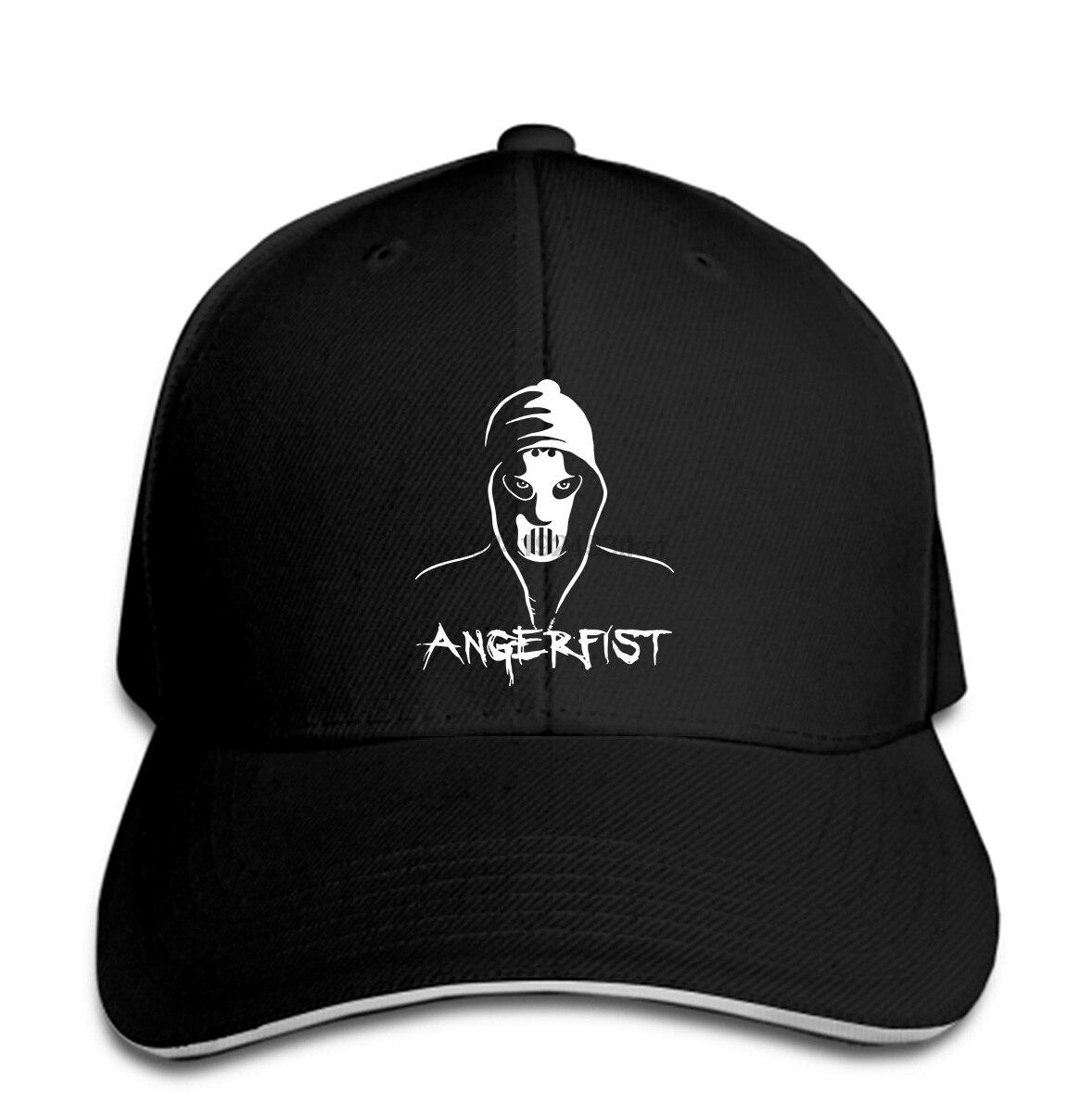 Gorra de béisbol puño enojado holandés Gabber música HARDCORE TECHNO incorporar GABBA sombrero gorra