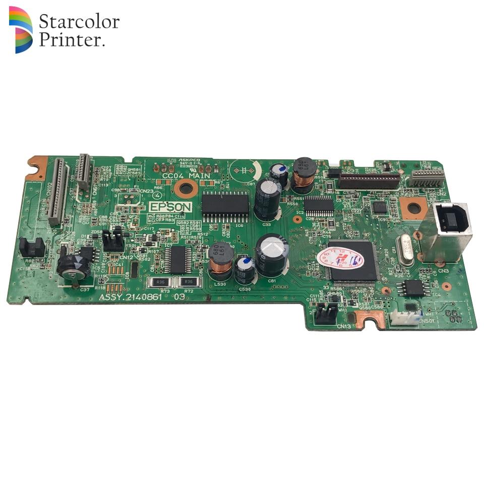 Starcolor L220 placa base placa madre Tablero Principal para impresora Epson L210 formateboard L220 L222 formateador PCA tablero ASSY