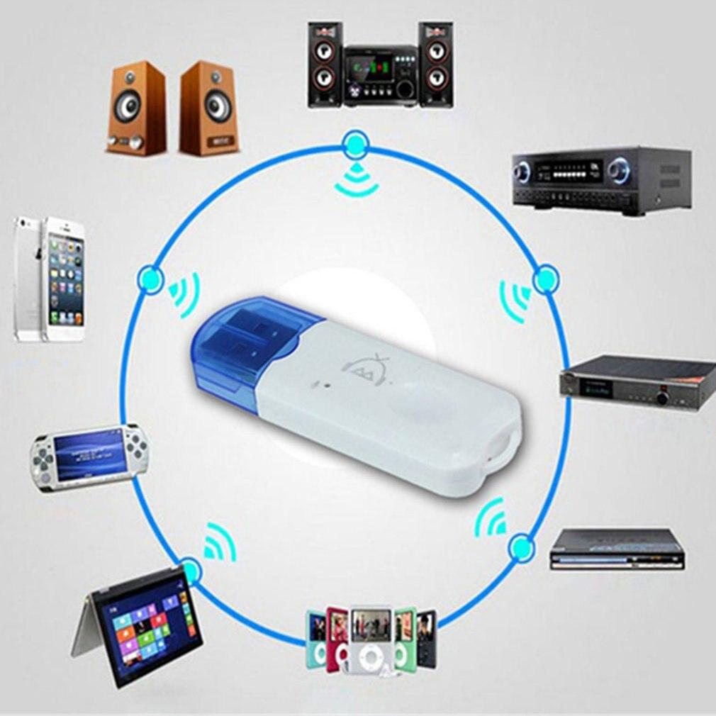 Автомобильный комплект с Bluetooth, USB Aux, беспроводной адаптер передатчика музыки для Android/IOS, автомобильное FM-радио, mp3-плеер, ресивер, колонка