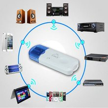 USB Aux bluetooth car kit Mini Wireless Audio Music Receiver Adapter For Car FM Radio Mp3 player Spe