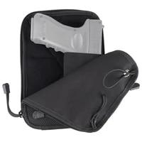stealth outdoor sports tactical waist bag hidden gun case portable pistol magazine case