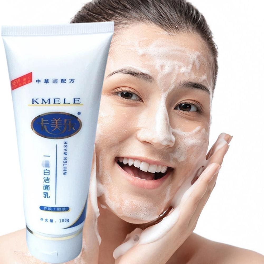 Nourishing Cleanser Gentle Deep Cleansing, Oil-controlling, Skin And Freckle Whitening Care Products