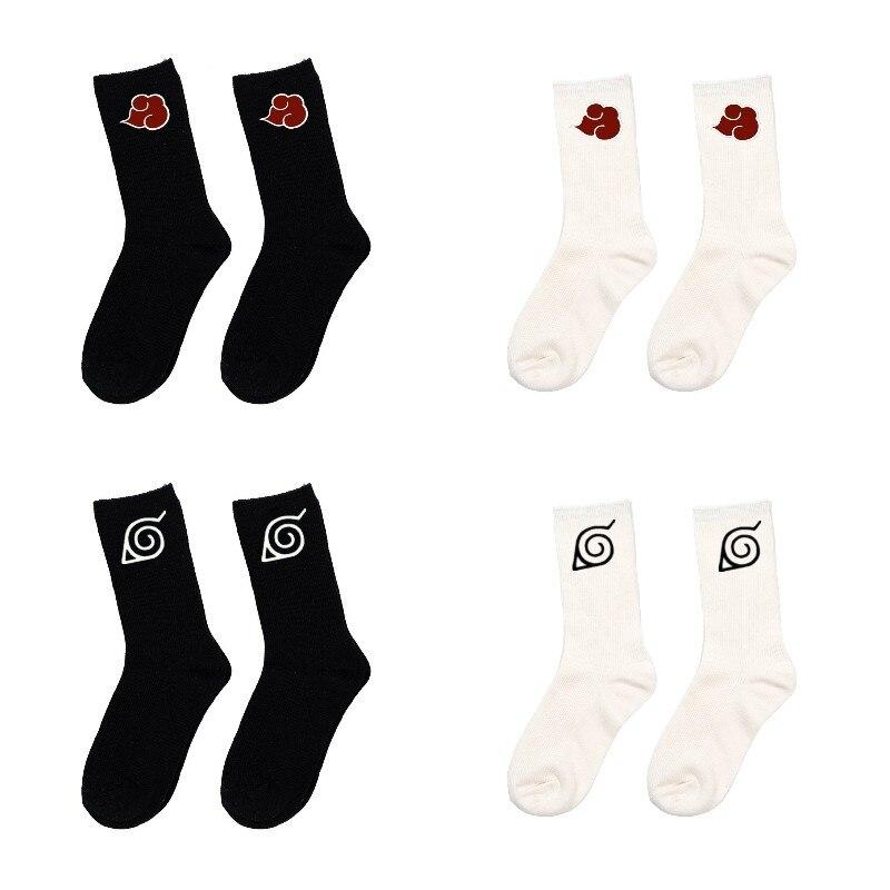 Anime Ninja knitted socks Cosplay cute socks for men and women