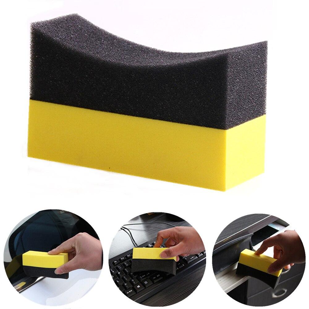 Автомобильная мойка, U-образная полировка шин, искусственная дуга, искусственная губка, товары для автомобильных аксессуаров