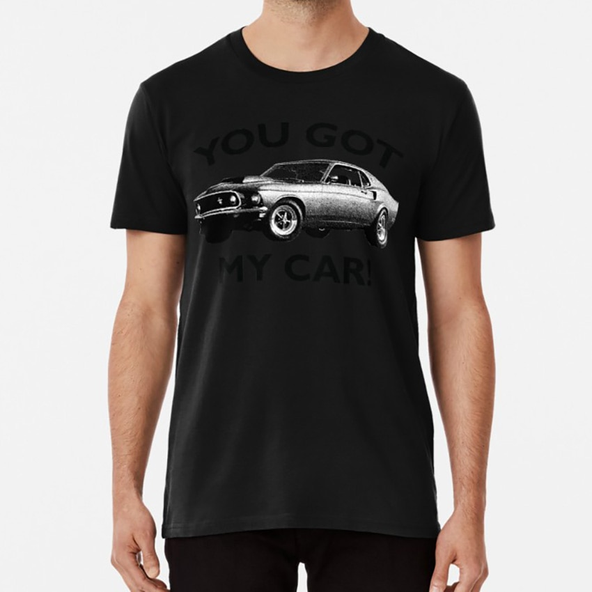 Camiseta You Got My Car John Wick Keanu Reeves Assassin John Wick, póster de película de coche, cartel de película minimalista
