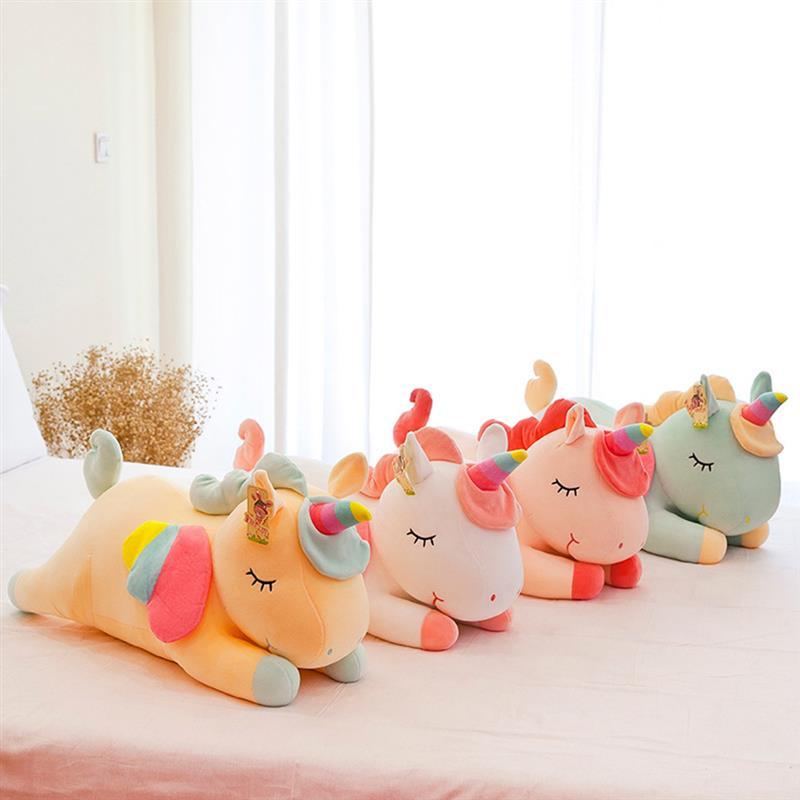 Мягкая плюшевая игрушка, детская мягкая плюшевая игрушка в виде животного, подарок на день рождения для девочек, детей