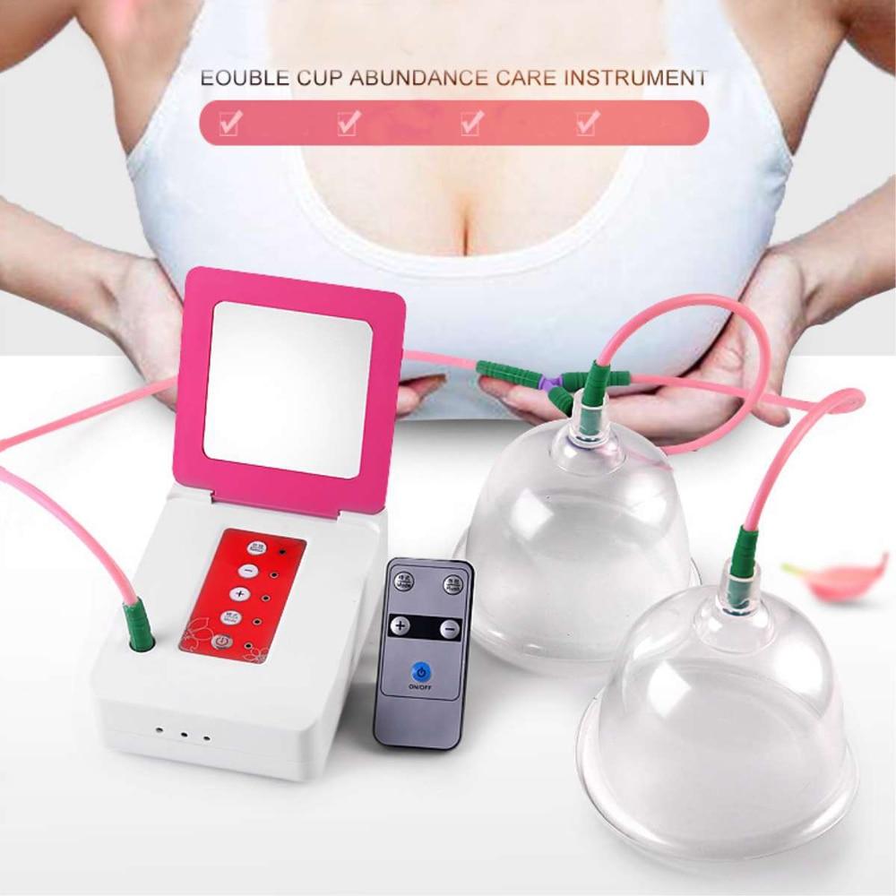 Массажер для груди, массажная машина, Вакуумная чашка для груди с отрицательным давлением, устройство для липосакции груди, для увеличения ...