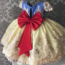 Costume de noël pour adolescentes   Tenue de cérémonie pour nouvel an, tunique de fête fantaisie pour enfants, vêtements Boutique