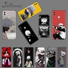 Naruto Japan anime Kakashi Phone Case Cover For Huawei Honor 7C 7A 8X 8A 9 10 10i Lite 20 NOVA 3i 3e
