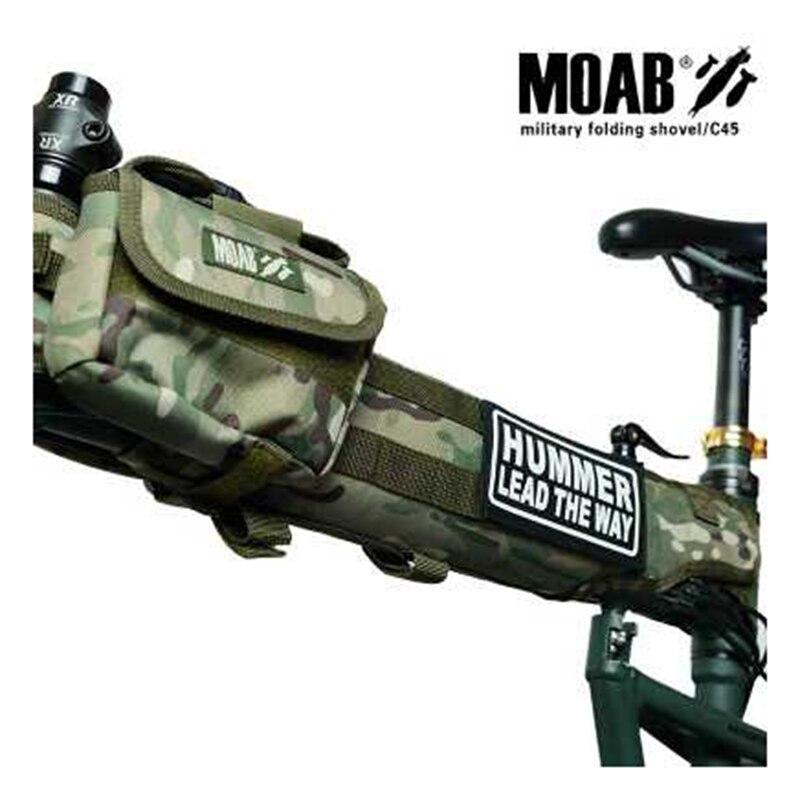 حقيبة رياضية خارجية moab beam ، غطاء دراجة همر ATV ، حقيبة سرج دراجة ، حقيبة دراجة عسكرية مموهة عامة