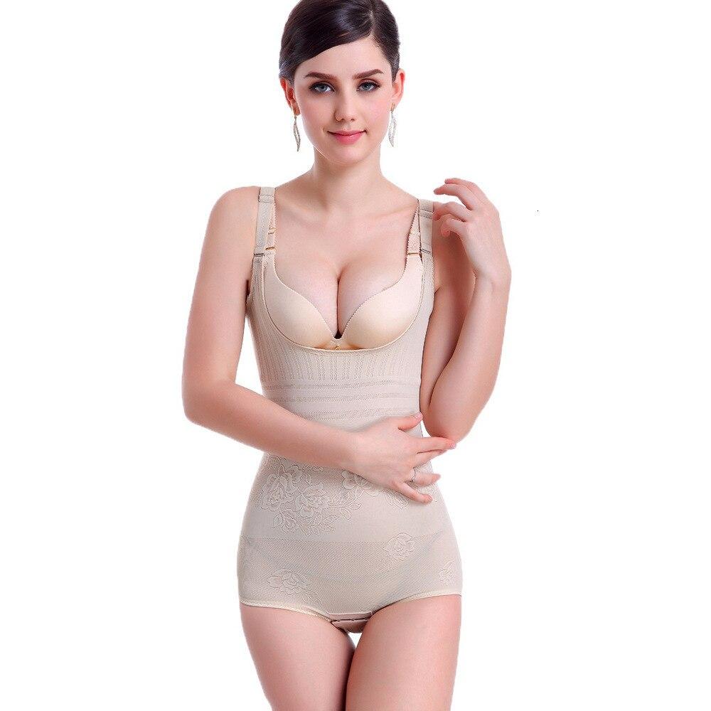 Женское нижнее белье для похудения, боди, Корректирующее белье для талии, Корректирующее белье для восстановления после родов, Корректирующее белье для похудения, Прямая поставка-1