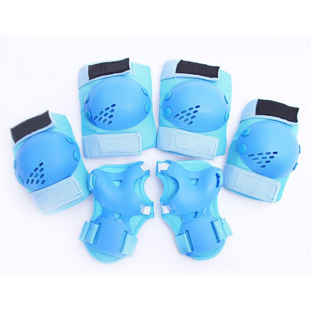 Regalo exterior de ciclismo rodilleras deportivas monopatín suave Durable codo protector engranaje grueso práctico niños