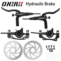 onirii bm01 mtb road bike hydraulic disc brake for mountain bicycle brake super light 8001400mm cnc mt315 mt200 deore shimano