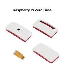 Étui Pi zéro framboise avec câble Mini caméra pour étui de Protection framboise Pi zéro/framboise Pi zéro W