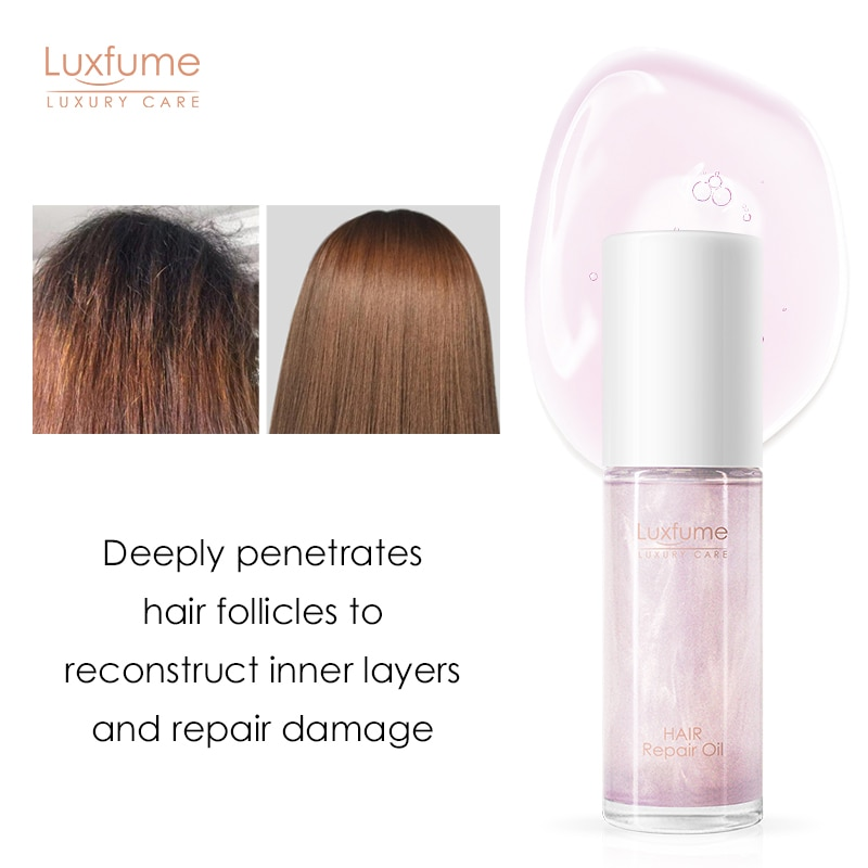 Hair Care Essential Oils Repair Dry And Frizzy Hair Soft Silky Hair Conditioner Liquid Beauty Hair Care Product TSLM1