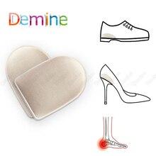 Heel Insole for Shoes Women High Heel Sponge Half Yard Shoe Pads Relief Foot Pain Support Inserts Fe