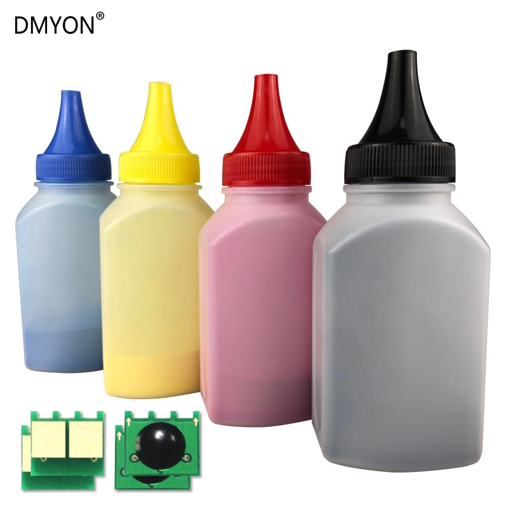 DMYON [toner+chip] CF210A CF210 210A - CF213A 131A Compatible for HP LaserJet Pro 200 Color M251n M251nw M276n M276nw Printer