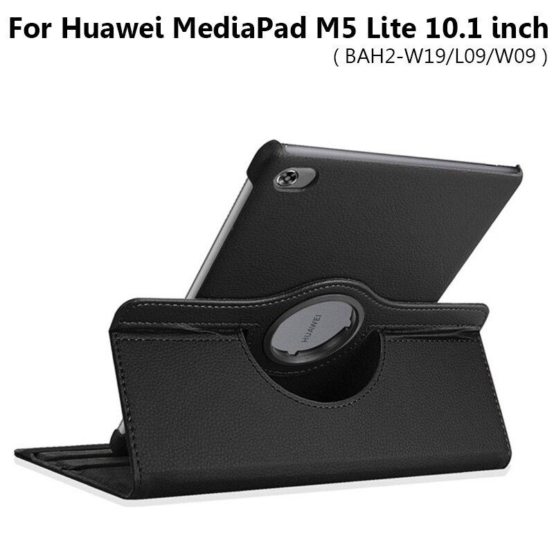 Rotativo para Huawei Capa para Huawei Case Mediapad Lite 10 Bah2-w19 – L09 W09 10.1 Tablet Suporte 360 m5