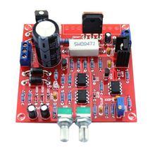 HTHL-0-30V 2mA-3A ajustable DC regulada fuente de alimentación DIY Kit corto con protección