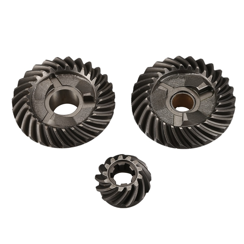 Gear Kit for Yamaha 2 Stroke 30HP Boat Engine,Forward 61N-45560,Reverse 61N-45571-00 Pinion 61N-45551-00