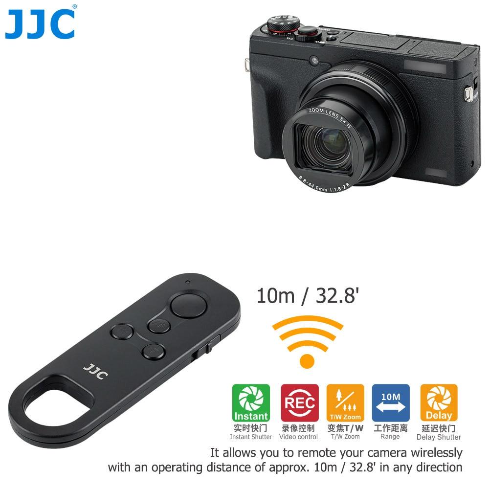 Беспроводной пульт дистанционного управления JJC BR-E1, спуск затвора для Canon EOS R5 R6 R RP 850D 6D Mark II 90D 77D 800D 200D II M200 M50 Mark II
