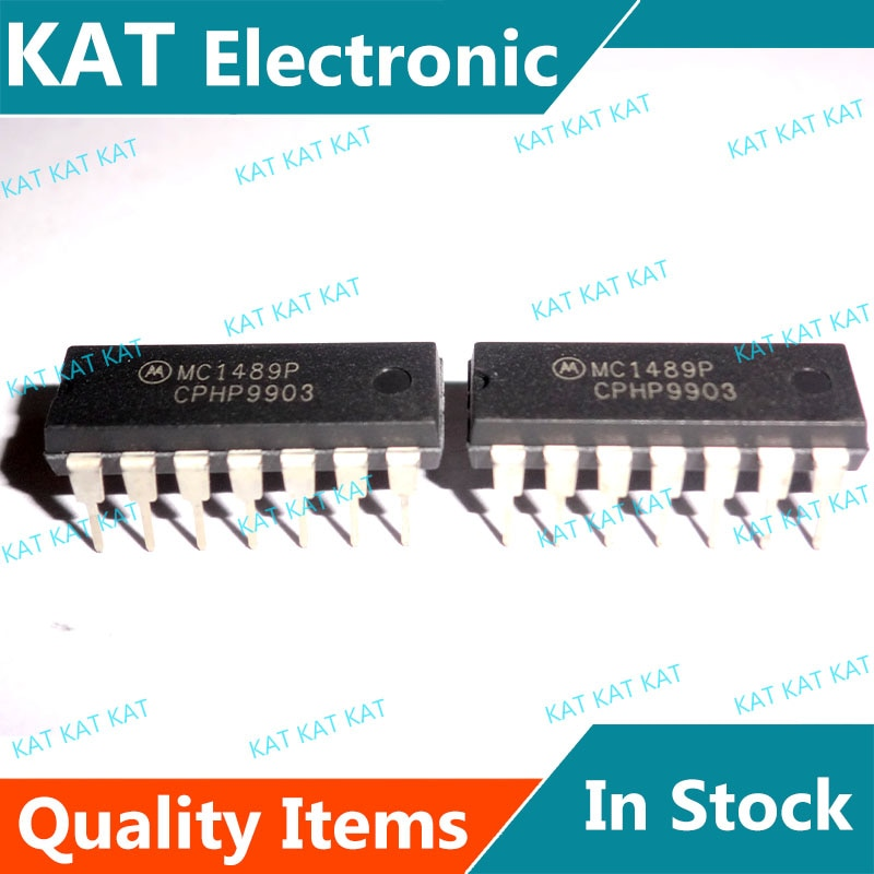 5PCS/Lot MC1489P MC1489D MC1489DR2G MC1489AD MC1489ADR2G MC1489AP MC1489M MC1489 MC1489AM MC1489A Quad Line EIA−232D Receivers eia uus kahe näoga jumal