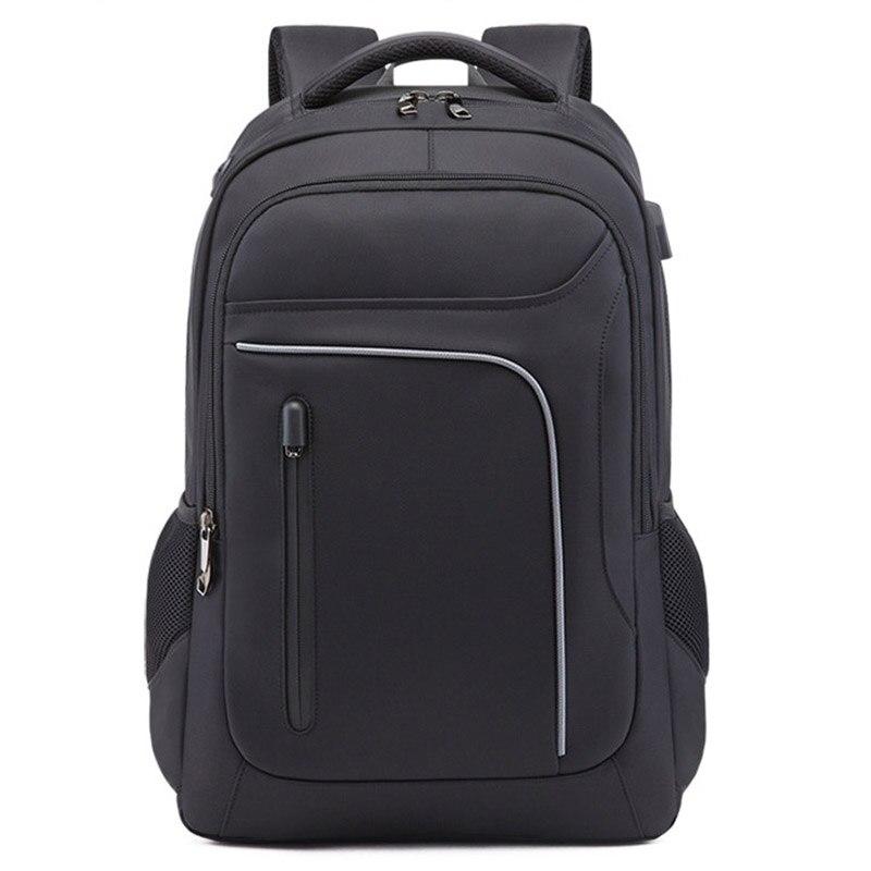 Новый Повседневное Для мужчин рюкзак Водонепроницаемый дизайн с USB мульти-функциональный модуль с большой вместительностью-износостойкая прогулки студент дорожная сумка   АлиЭкспресс