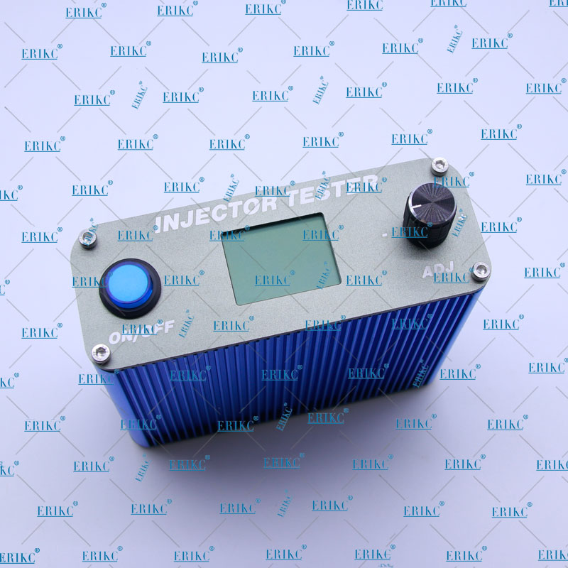 high technology common rail system auto test tool , ERIKC favorable comment auto petrol pump testing machine enlarge