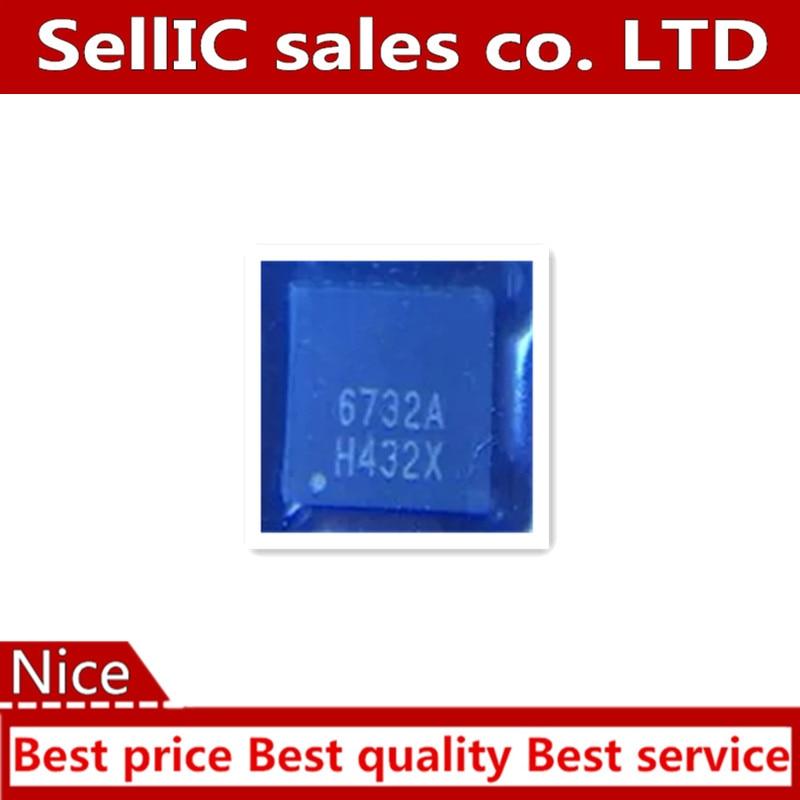 Circuito integrado de chip 6732A 6732 AT6732AAQ qfn-24 ANX6732AAQ