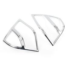 Chrome moto carénage sacoche lumière Accent garniture ABS Protection pour Honda Goldwing or aile GL1800 GL 1800 2006-2011