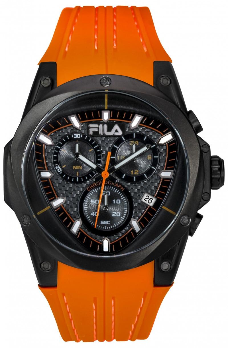 Smartwatch smart watch row chronograph watch. Date. Steel case 51mm. 22mm rubber strap. 10 atm. Gender: Men