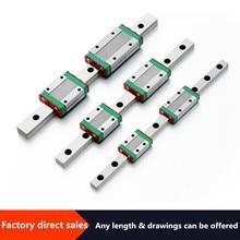 2pcs MGN12  linear rail 100 150 200 350 400 500 600 700 800 1000 1150mm +2pcs  MGN12C or MGN12H slider for 3D Printer CNC parts