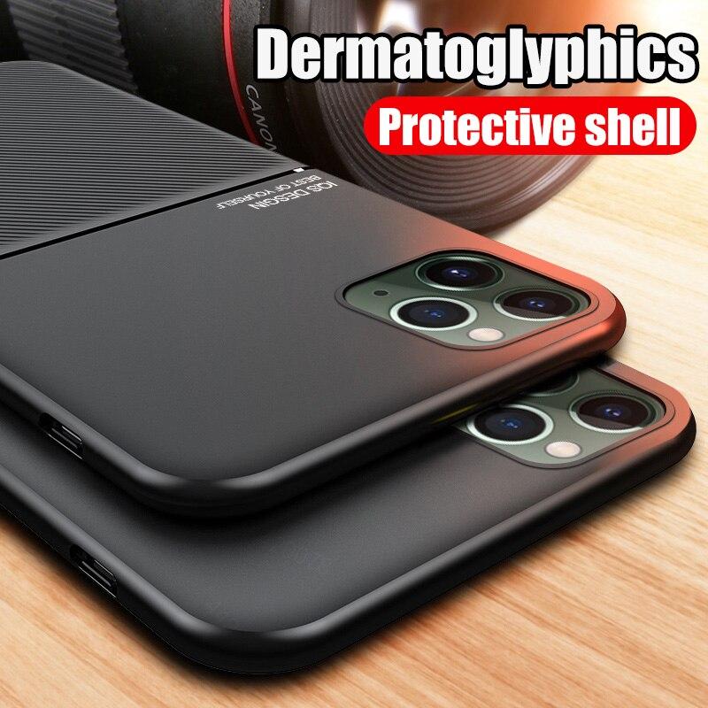 ZNP Роскошный Полный Чехол для iPhone 11 Pro Max XR XS Max X защитный чехол для iPhone 6 6S 7 8 Plus 5 5S чехол