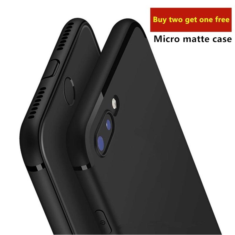 Funda de silicona mate para iPhone 11 Pro Max XR X XS Max ultrafina de TPU con enchufe resistente a la suciedad para iphone 7 8 6 6s plus