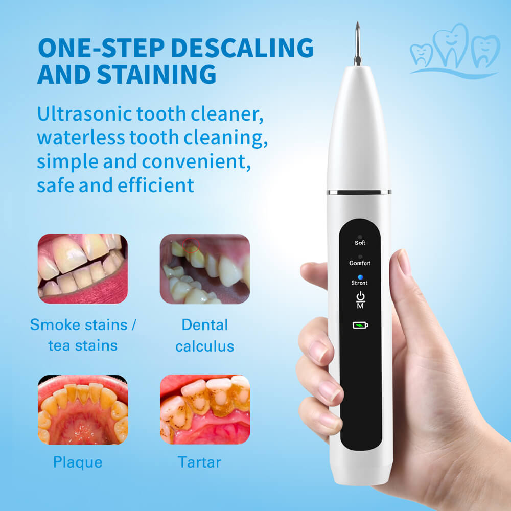 Ultrasonic Dental Scaling Tooth Calculus Remover Dental Scaler for Teeth Cleaner Electric Sonic Stains Tartar Plaque Remover ultrasonic calculus remover electric portable dental scaler ultrasonic tooth cleaner tartar plaque teeth whitening scaling tools