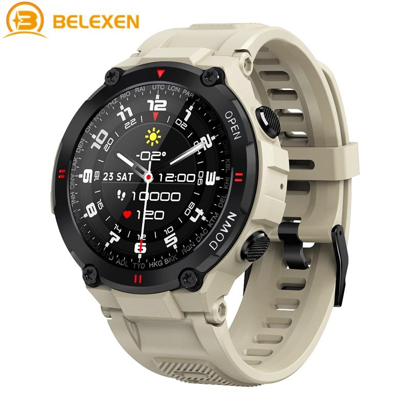 Esporte ao ar Inteligente à Prova Smartver para Telefone Livre Relógio Dwaterproof Água Fitness Bluetooth Chamada Multifunções Despertador Lembrete Moda 2021