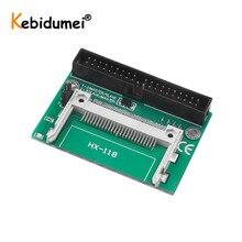 "Adaptador de tarjeta Flash compacta 3,5 ""CF a IDE de 39pin arrancable a IDE 3,5"" HDD convertidor adaptador conector macho de 3,5 pulgadas"
