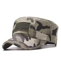 camouflage cap flat top military caps men summer 2020 cotton baseball cap women army dad hat snapback militar bone male