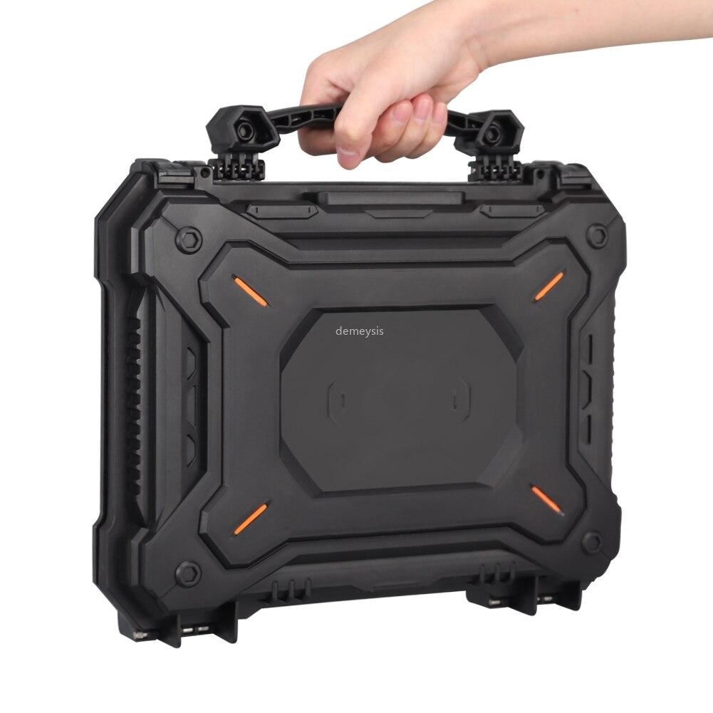 Militar tático saco de arma caça tiro portátil pistola câmera proteção caso de segurança cs airsoft paintball pistola caixa