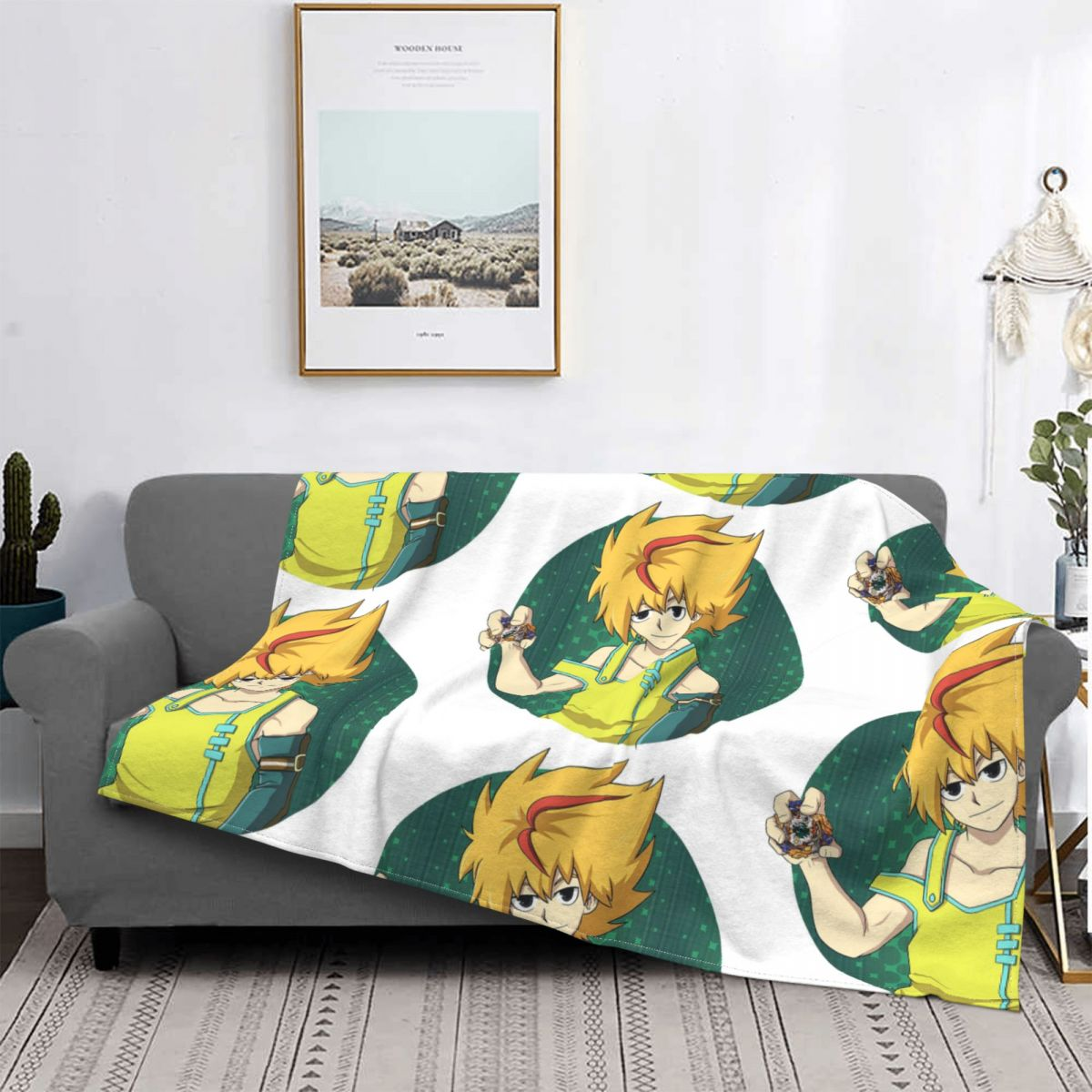 Beyblade انفجار السجاد غرفة المعيشة يتدفقون النسيج بطانية سرير ساخن أغطية السرير الفاخرة بطانية بطانية الفانيلا بطانية