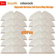 Новинка тряпки для швабры аксессуары для XiaoMi Roborock S5 Max S6 Pure S6 MaxV S5 S51 S50 S55 Xiaowa E25 E35 Запчасти для пылесоса