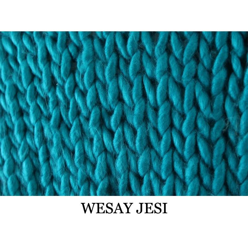 WESAY JESI ZA Autumn Winter TRAF Handmade Crochet Stitching Sexy Hollow Mesh Knit Cardigan Long-sleeved Loose No Placket Jacket enlarge