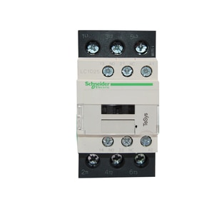 New original authentic export LC1D25M7C coil 220VAC 50/60Hz three-level contactor 25A load 11KW/AC380V Standard TeSys LC1D