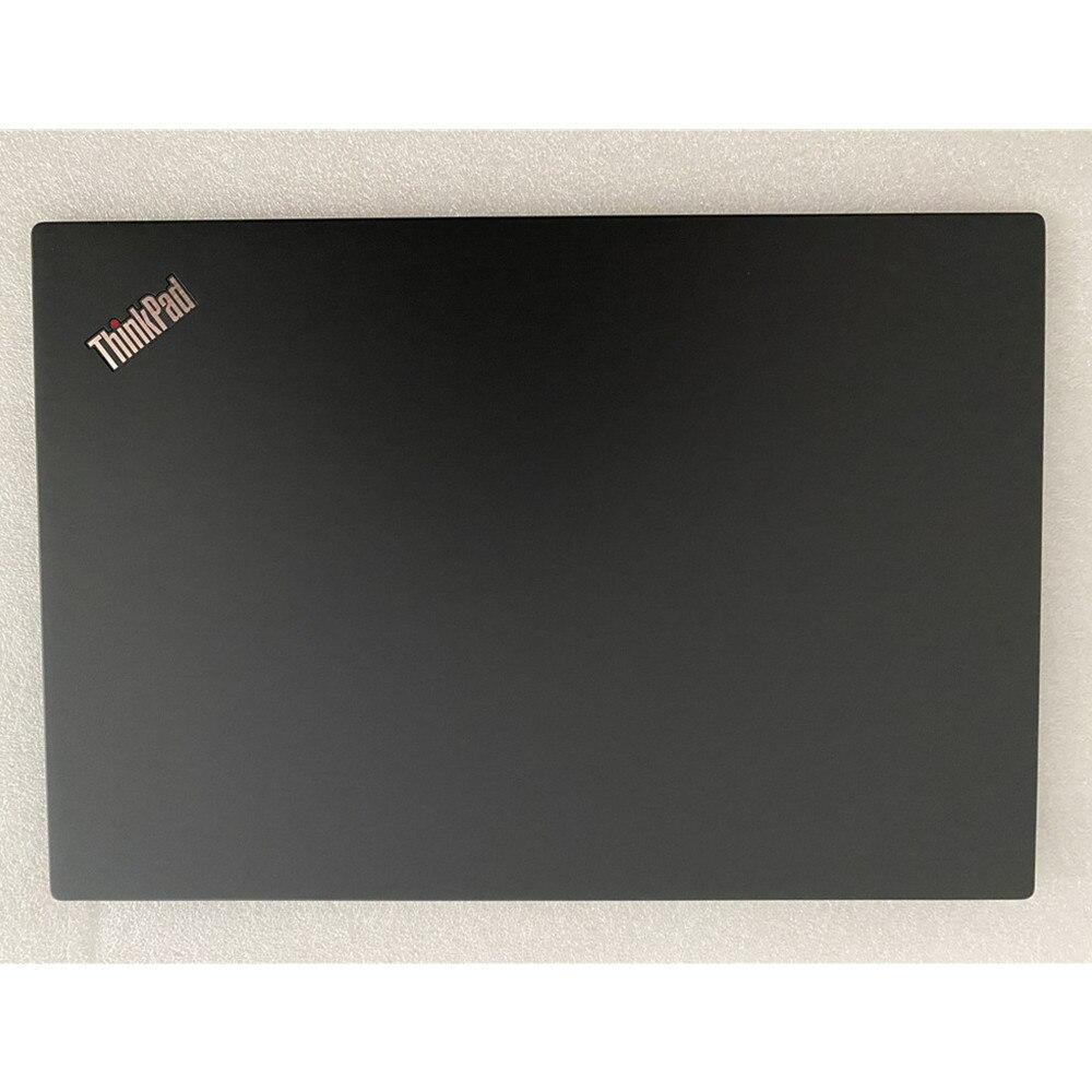 Lenovo ThinkPad T480s شاشة LCD غطاء خلفي للكمبيوتر المحمول ، غطاء علوي ، FHD touch HD 01YT305 AQ16Q000B00