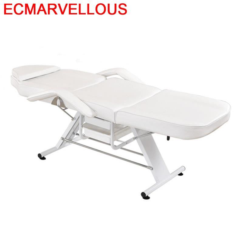Massagem-Camilla Plegable Para salón De belleza, Cama De masaje, mesa Plegable