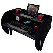 Mesa de cama suspendida para dormitorio de estudiantes universitarios, artefacto para dormitorio con mesa de ordenador portátil inpendiente, mesa de escritorio perezoso para coleccionar B