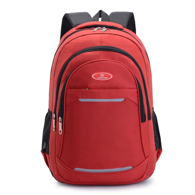 Многофункциональный школьный ранец для старшей и старшей школы, рюкзак в новом стиле для отдыха, Вместительная дорожная сумка