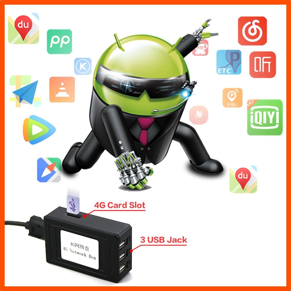 Adaptador de Dongle mookaka 4G LTE enrutador de tarjeta de red desbloqueado......