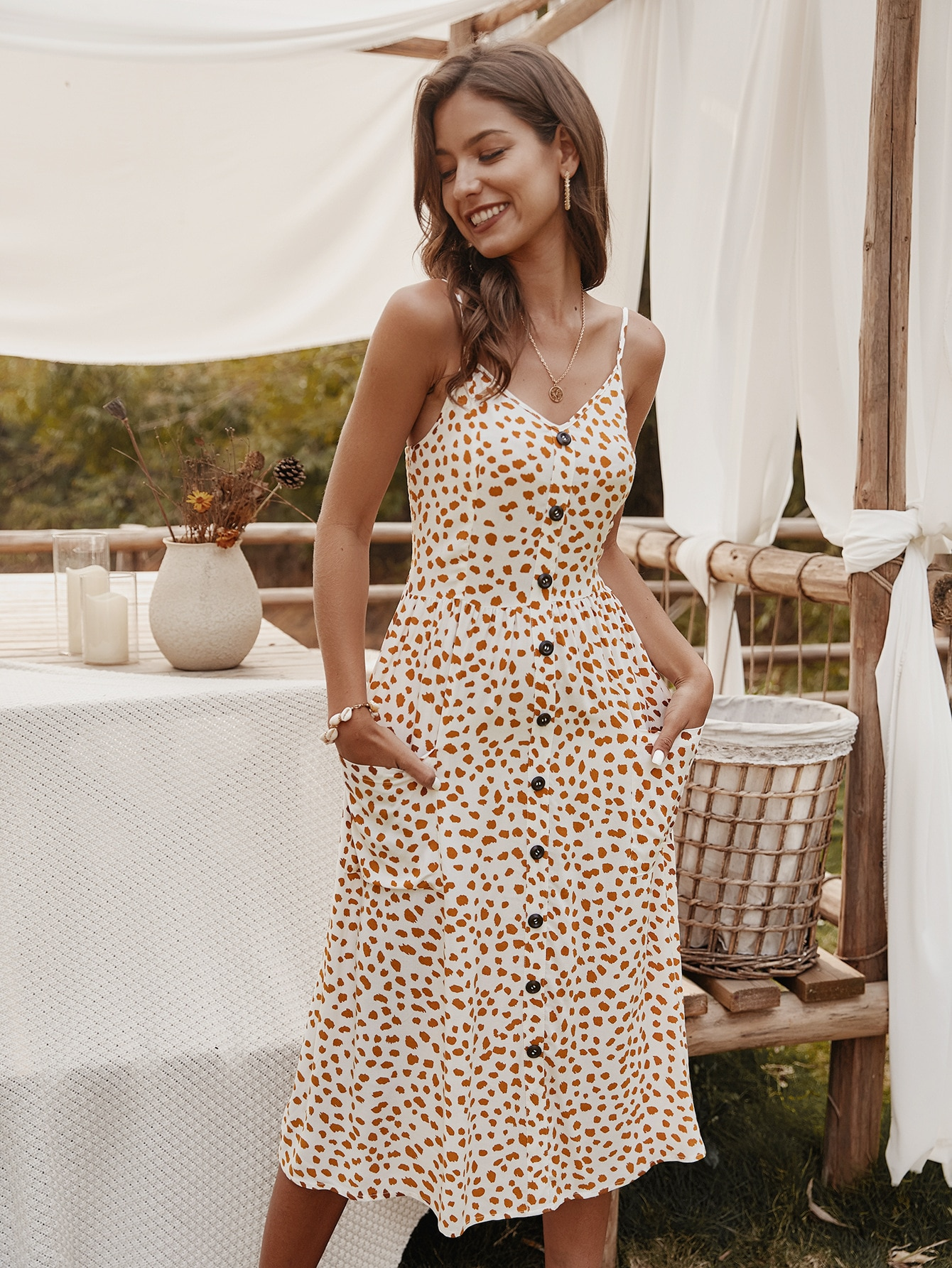 Women Dress Sling Dress Fashion cotton Dress Female Casual Dress 2020 Summer Boho Sexy Floral Dress Casual beach Dress фото